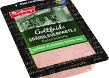 <p>Gottfrids Gräddleverpastej<br /> Foodmark</p>