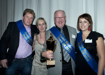 "<p><strong>Klass 14: Pastej/sylta. Vinnare i klassen blev Foodmark Sweden AB med produkten ""Gottfrids Familjeleverpastej"".</strong></p>"