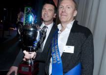 <p><strong>Klass 4: Hela köttprodukter, kokta. Svenska mästare blev Carl Schütz Eftr med produkten &#8221;Grillad Rostbiff&#8221;.</strong></p>