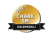 Guldmedalj 2012. eps-format, CMYK. För fyrfärgstryck etc