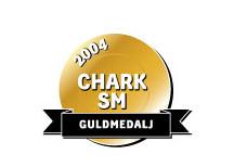 Guldmedalj 2004. eps-format, CMYK. För fyrfärgstryck etc.