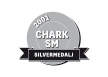 Silvermedalj 2001. eps-format, PMS. För tryck på exempelvis förpackningar.