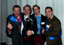 <p><em>Svenska mästare i Chark-SM 2010 i klassen<em>Innovativa produkter, Signal &amp; Andersson.</em></em></p>