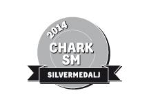 Silvermedalj 2014. eps-format, PMS. För tryck på exempelvis förpackningar.