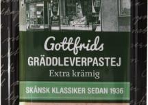 <p><strong>Pastej/sylta<br /> </strong></p> <p>Svensk Mästare: Foodmark Sweden<br /> Produkt: Gottfrids Gräddleverpastej</p>